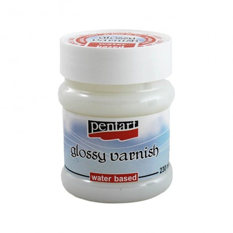 Glossy Varnish, 230 ml