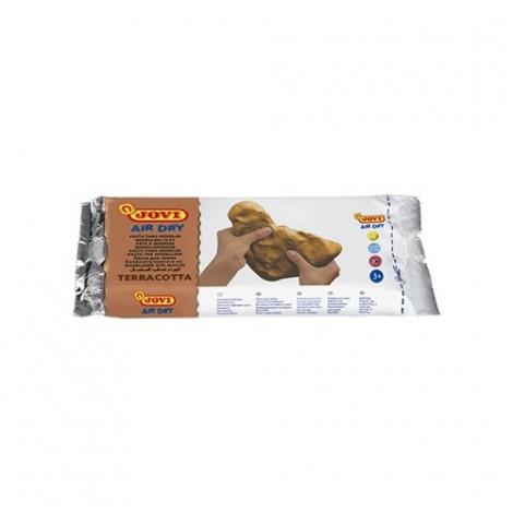 JOVI Air Dry Clay, terracotta