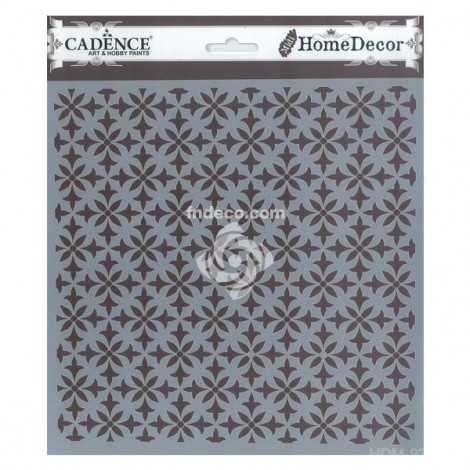Home Decor Stencil - HDM-93