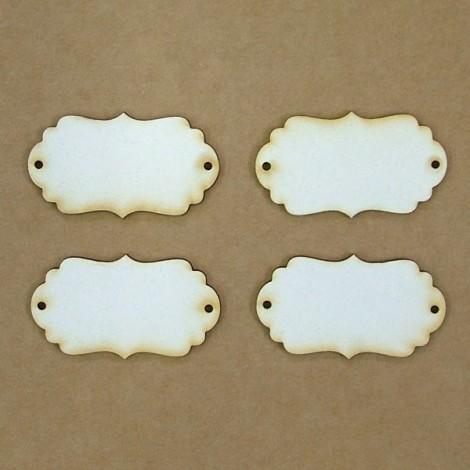 Chipboard - címke (5 cm)