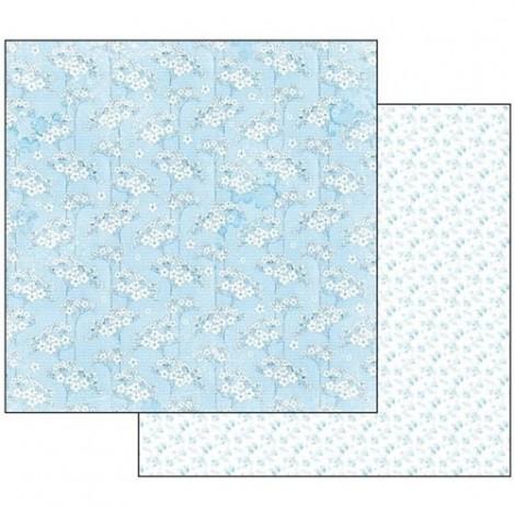 Kétoldalas scrapbook papír - SBB-547