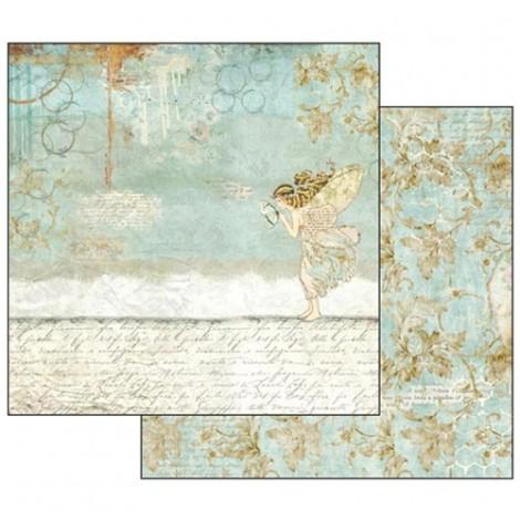 Kétoldalas scrapbook papír - SBB-537