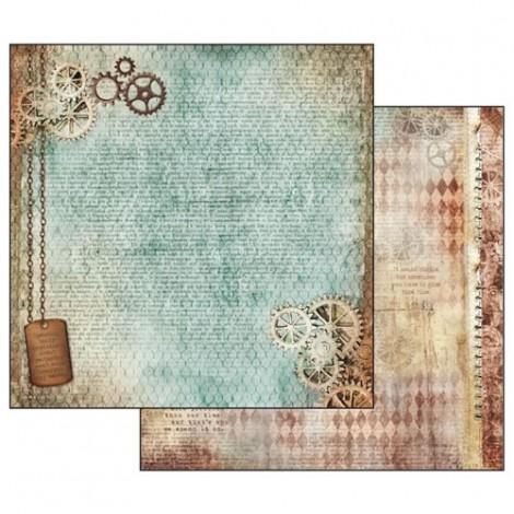 Kétoldalas scrapbook papír - SBB-530