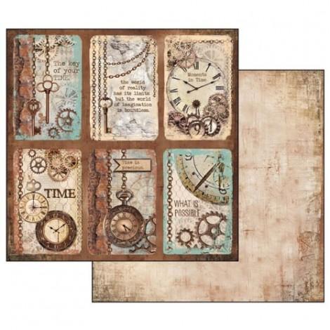 Kétoldalas scrapbook papír - SBB-533