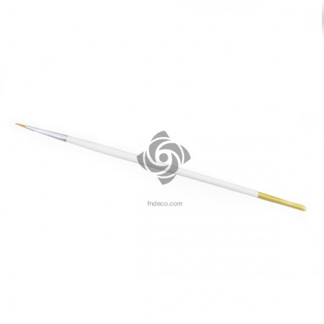 Synthetic brush liner, size 0