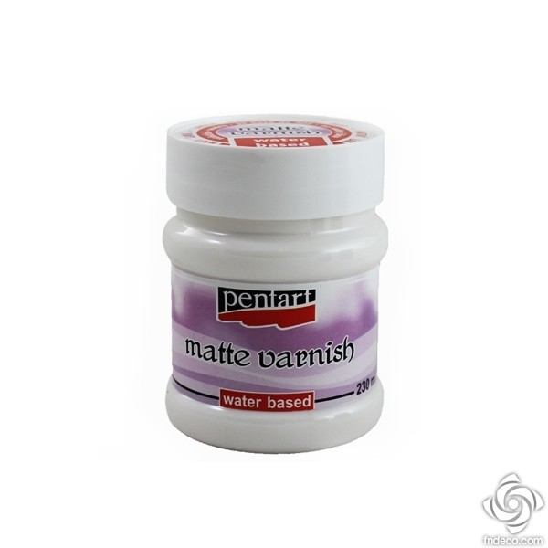 Matte Varnish, 230 ml