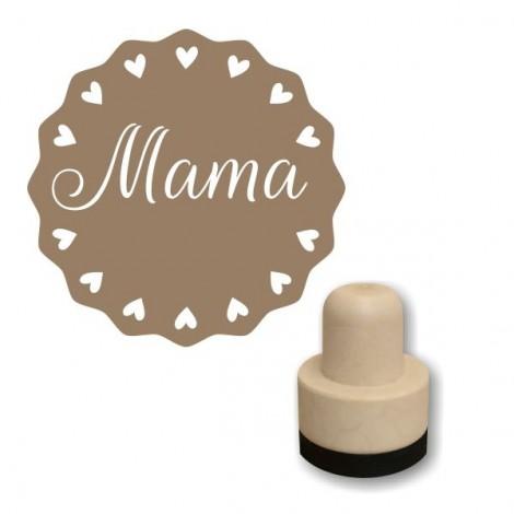 Foam stamp - Mama