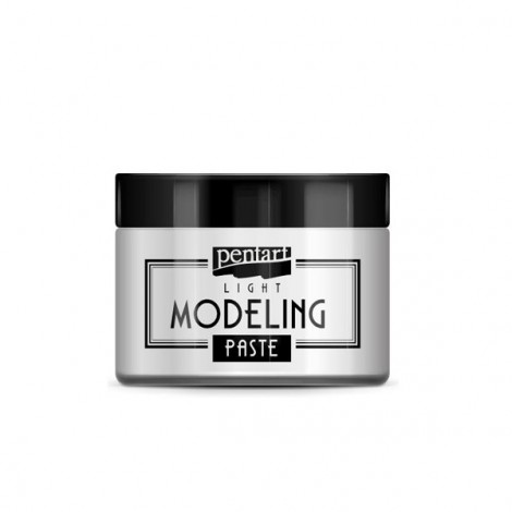 Pentart Modeling Paste - light, 150 ml