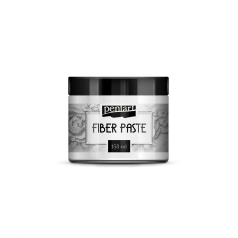 Pentart Fiber Paste - Szálpaszta, 150 ml