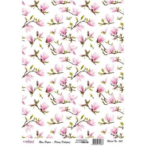 Rice Paper Napkins - A4 - M560