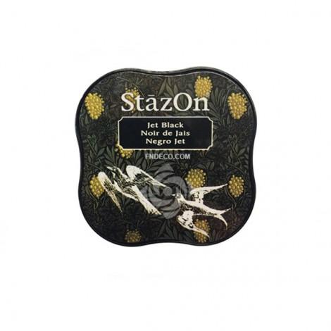 StazOn bélyegző párna - fekete