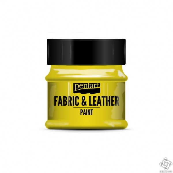 Pentart Fabric & Leather paint, 50 ml