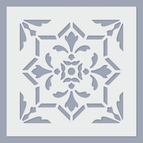 Stencil - Tile 05