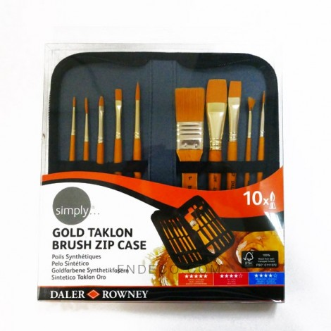 Daler-Rowney Brush Set 03