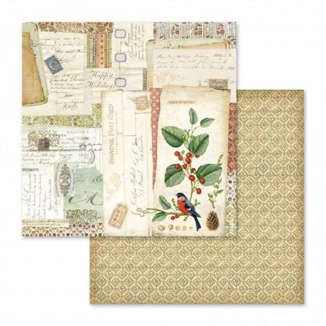 Kétoldalas scrapbook papír - SBB-576