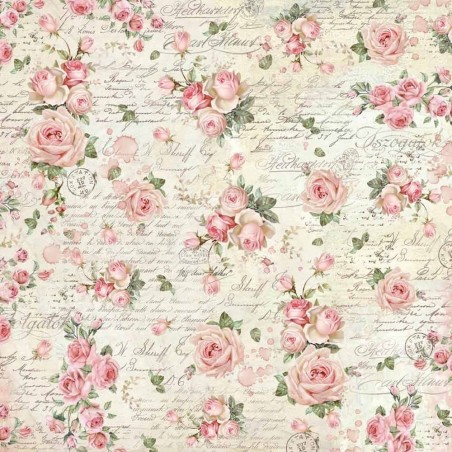 Double-sided Scrapbook Paper - SBB-579
