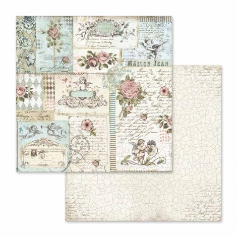 Double-sided Scrapbook Paper - SBB-580