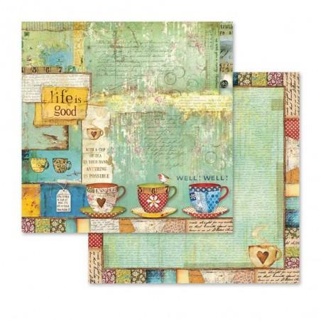 Scrapbooking Paper Pack - Patchwork