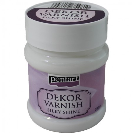 Pentart Dekor Varnish silky shine - 230ml
