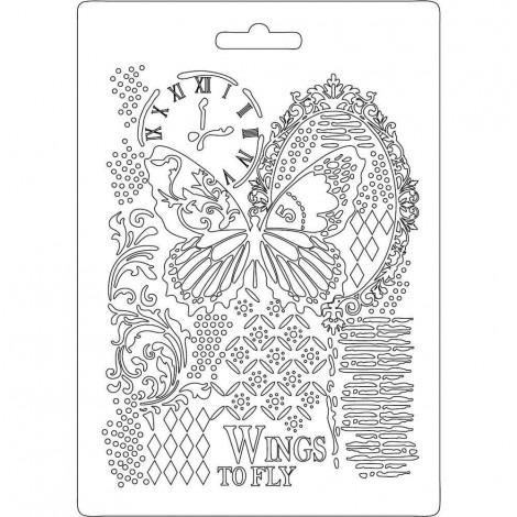 Textúráló lap - A5 - K3PTA510