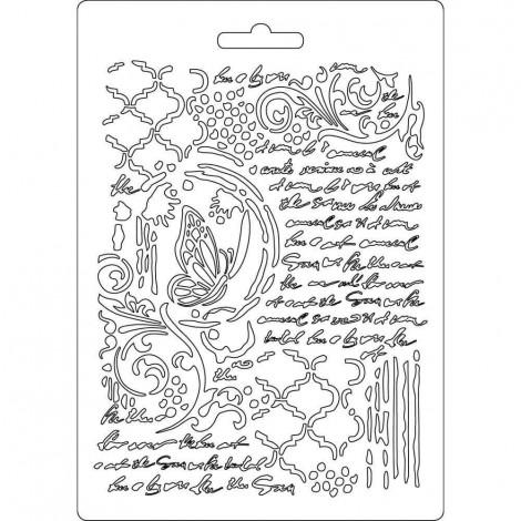 Textúráló lap - A5 - K3PTA501