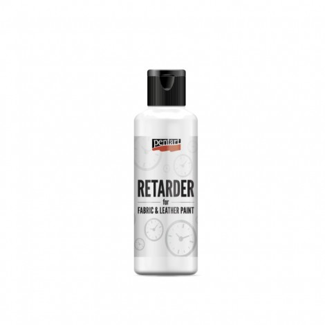 Retarder for fabric&leather paint, 80ml