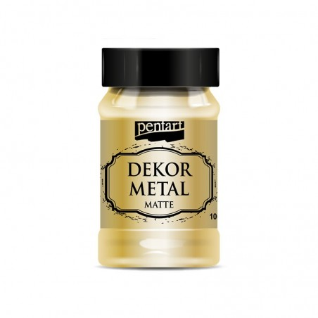 Dekor Metal Matte, 100 ml