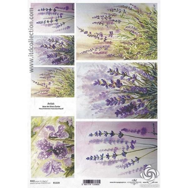 Rice Paper Napkins - A4 - R1228