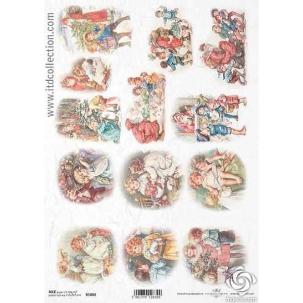 Rice Paper Napkins - A4 - R1000