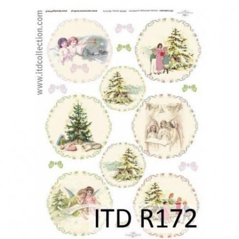 Rizspapir - A4 - R172