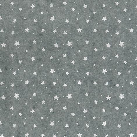 Mintás filc - csillagok 01