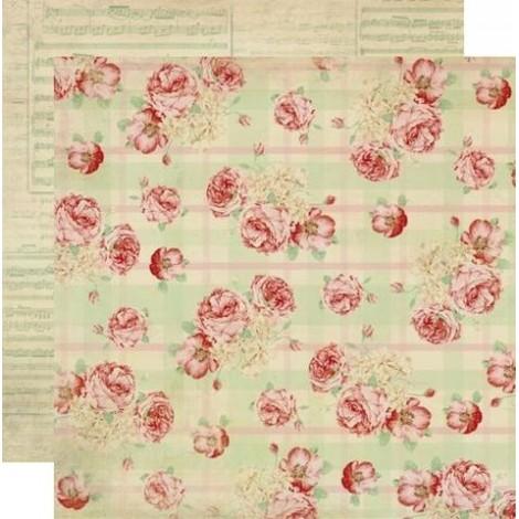 Kétoldalas scrapbook papír - Origin