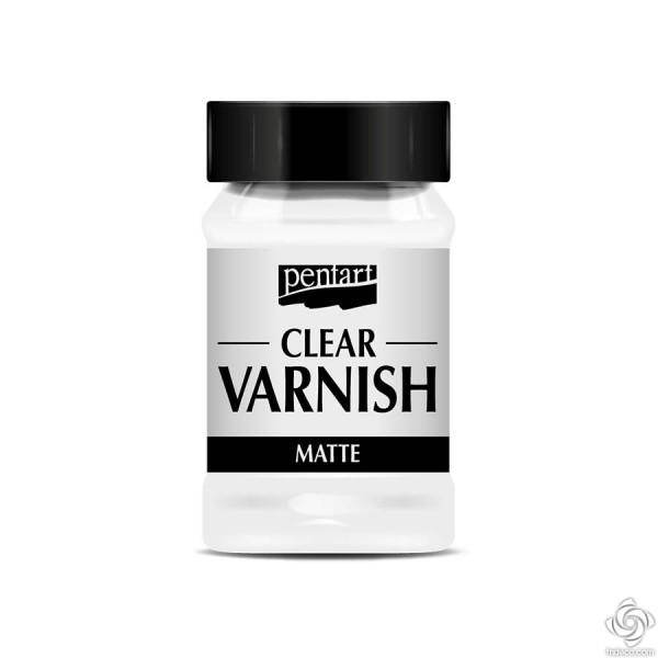 Clear Matte Varnish, 100 ml