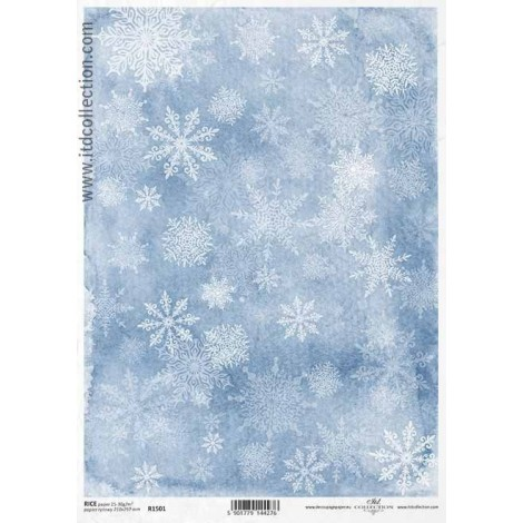 Rice Paper Napkins - A4 - R1501