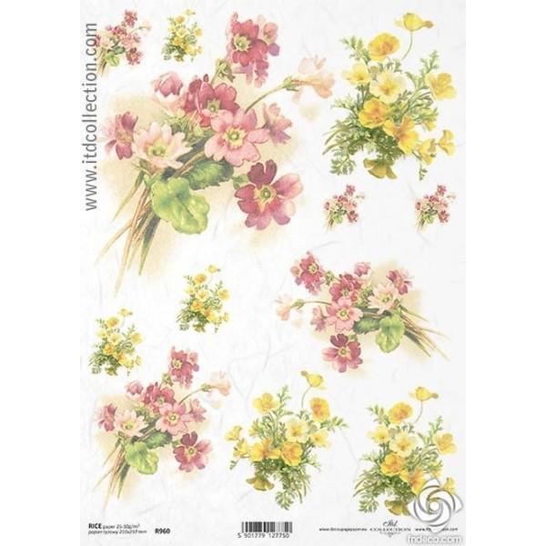 Rice Paper Napkins - A4 - R960