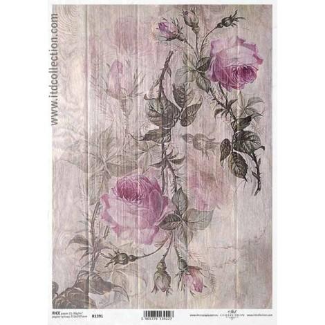 Rice Paper Napkins - A4 - R1391