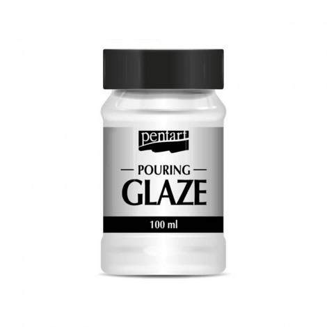 Pentart Pouring Glaze - Pouring lakk, 100 ml