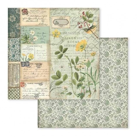 Double-sided Scrapbook Paper - SBB-585