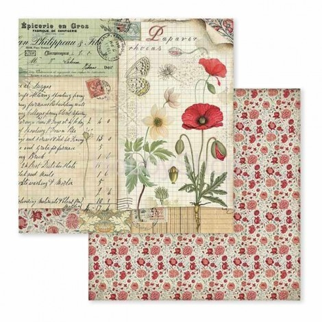 Double-sided Scrapbook Paper - SBB-586
