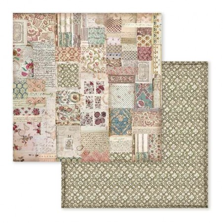 Double-sided Scrapbook Paper - SBB-588