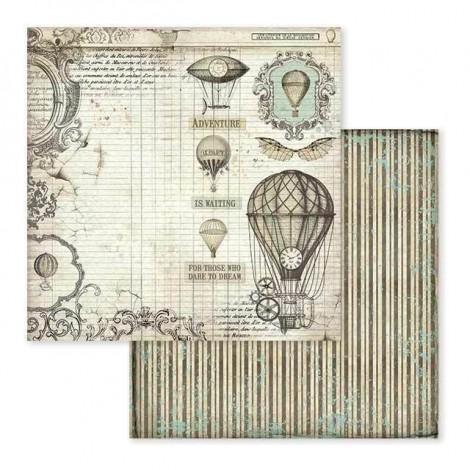 Kétoldalas scrapbook papír - SBB-599