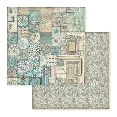 Double-sided Scrapbook Paper - SBB-607