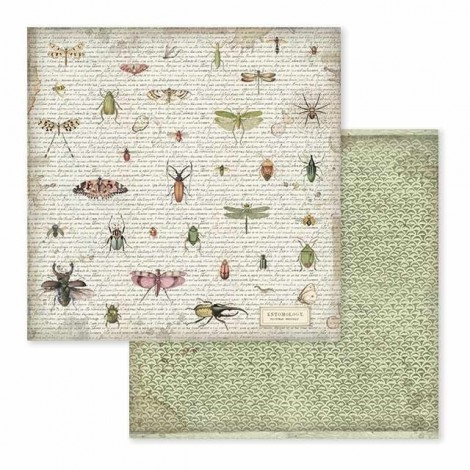 Scrapbooking Paper Pack - Spring Botanic