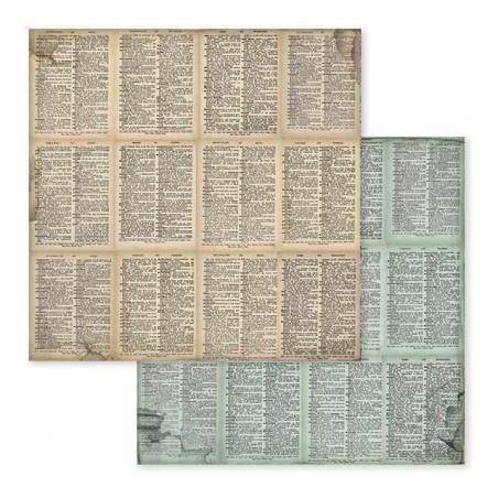 Scrapbooking Paper Pack - Voyages Fantastiques Maxi Pad