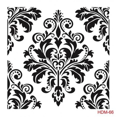 Home Decor Stencil - HDM-66