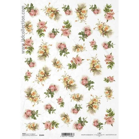 Rice Paper Napkins - A4 - R1444