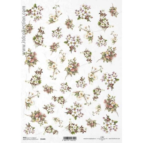 Rice Paper Napkins - A4 - R1448