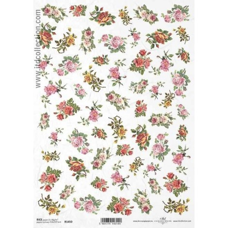 Rice Paper Napkins - A4 - R1450