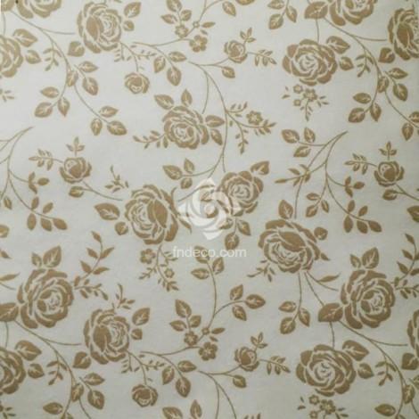 Felt sheet - roses 03