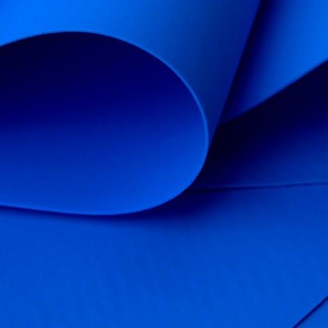 Foamiran, navy blue, 30x35cm